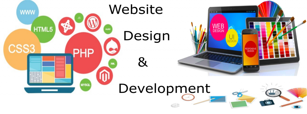 What's Website Design Development?