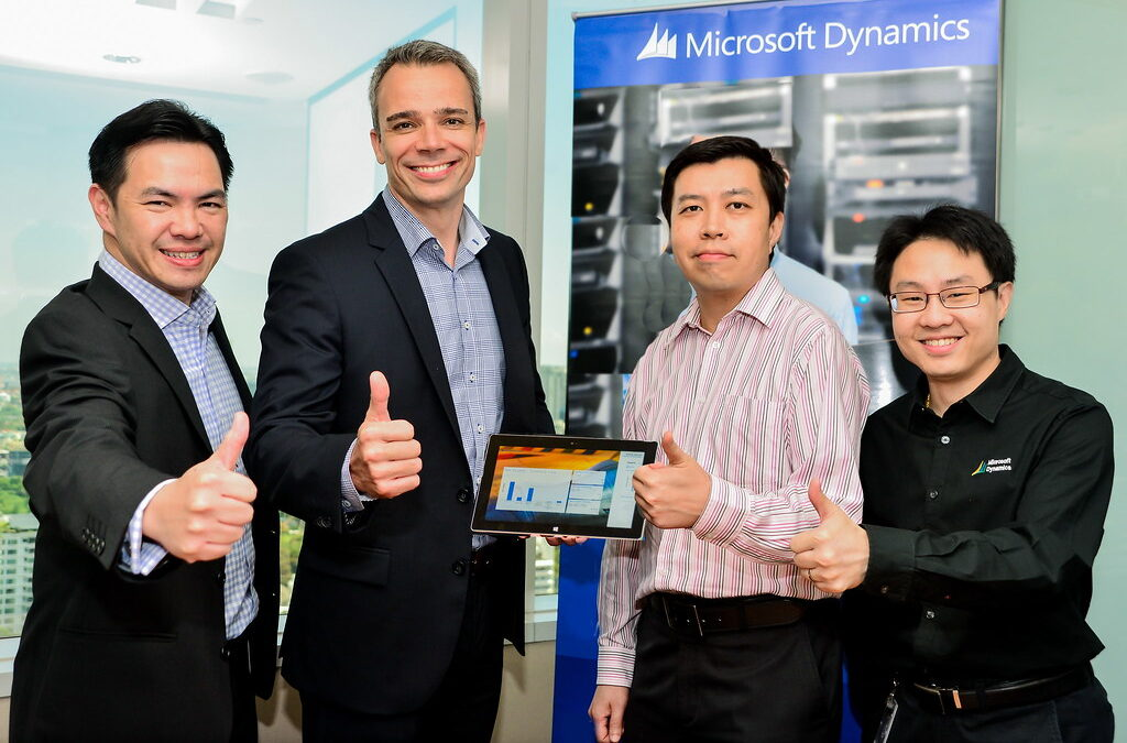 Who are the Microsoft Dynamics Partners in USA?
